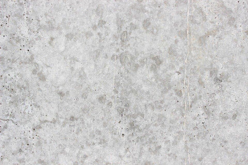 betonový povrch