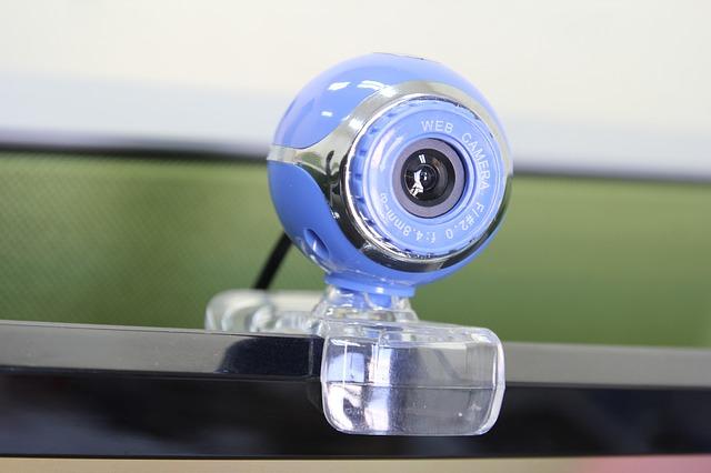 moderní webkamera