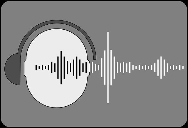 zobrazení hudby