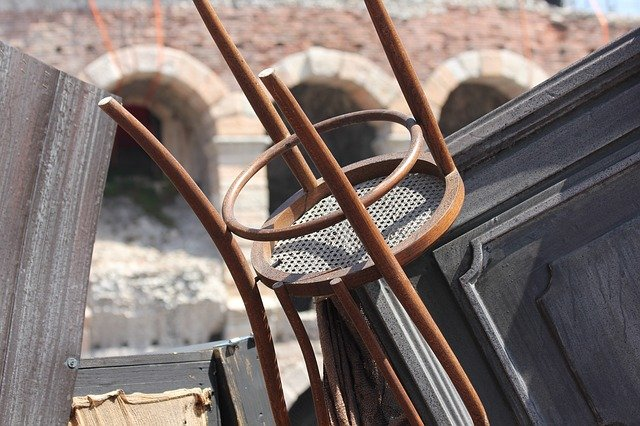 stará židle