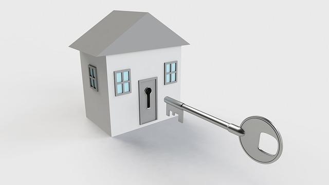 stříbrný klíč