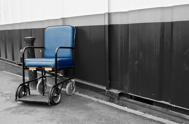 starý vozík