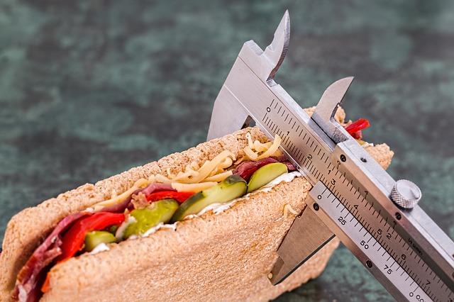 počítadlo diety