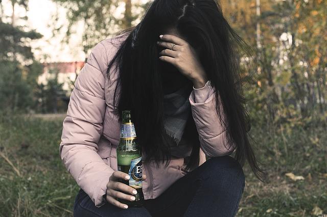 ženský alkoholismus