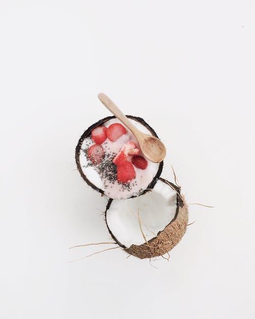 kokos jako jídlo